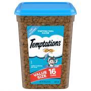 Temptations Tempting Tuna Flavor Cat Treats