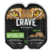 Crave Cat Turkey Pate'