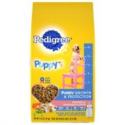 Pedigree Puppy Chicken & Vegetable Dry Dog Food