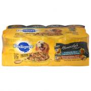Pedigree Homestyle Prime Rib and Hearty Chicken
