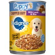 Pedigree Healthy Start Lamb & Rice