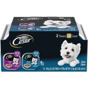 Cesar Gourmet Filets in Sauce Dog Food