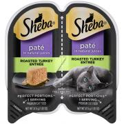 Sheba Perfect Portions Turkey Pate