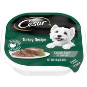 Cesar Select Turkey Dinner Dog Food