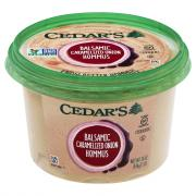 Cedar's Balsamic Caramelized Onion Hommus