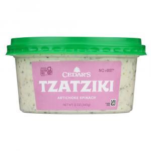 Cedar's Artichoke And Spinach Tzatziki