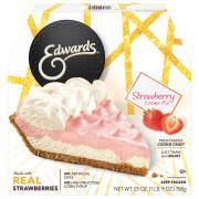 Edwards Strawberry Creme Pie