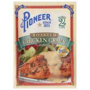 Pioneer Roasted Chicken Gravy Mix