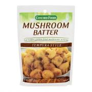 Concord Mushroom Batter Mix
