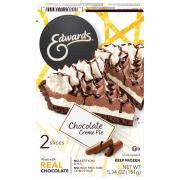 Edwards Chocolate Creme Pie Slices