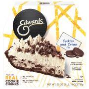 Edwards Cookies & Creme Pie