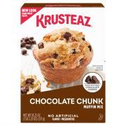 Krusteaz Chocolate Chip Muffin Mix