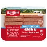 Shady Brook Farms Breakfast Sausage