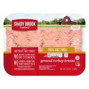Shady Brook Farms 99% Lean Ground Turkey Breast