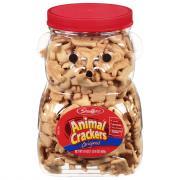 Stauffer's Bear Jug Original Animal Crackers