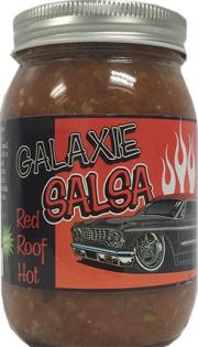 Galaxie Red Roof Hot Salsa