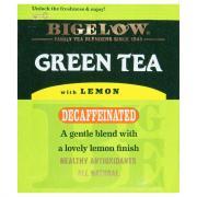 Bigelow Decaf Tea Bags with Lemon