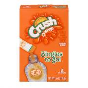 Crush Orange Powder Drink Mix