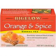 Bigelow Orange Spice Tea Bags