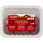 Shady Brook Farms Cheese Stuffed Turkey Meatballs