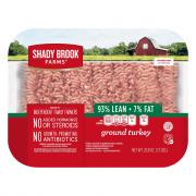Shady Brook Farms 93% Lean Ground Turkey