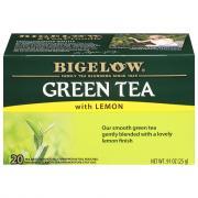 Bigelow Green Tea w/Lemon Tea Bags