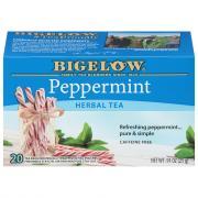 Bigelow Peppermint Tea Bags