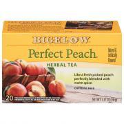 Bigelow Perfect Peach Tea Bags