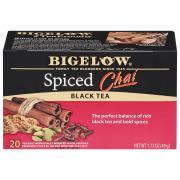 Bigelow Spiced Chai Tea Bags