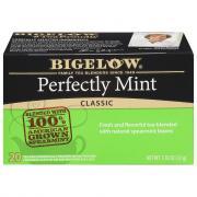 Bigelow Perfectly Mint Tea Bags