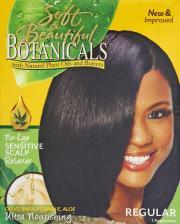 Soft & Beautiful Botanicals Regular Relaxer Kit - Sensitive