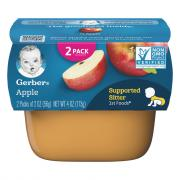 Gerber 1st Foods Apple