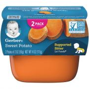 Gerber 1st Foods Sweet Potato