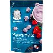 Gerber Graduates Mixed Berry Yogurt Melts