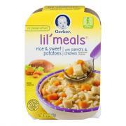 Graduate Lil Meal Sweet Potato Chicken Rice