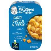 Gerber Graduates Lil' Meals Pasta Shells & Cheese