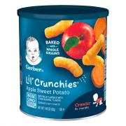 Gerber Graduates Lil' Crunchies Apple & Sweet Potato Snack