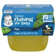 Gerber 1st Foods Pea