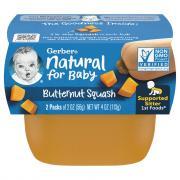 Gerber 1st Foods Butternut Squash