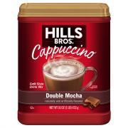 Hills Bros. Double Mocha Cappuccino Drink Mix