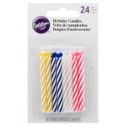 Wilton Assorted Candles
