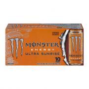 Monster Energy Ultra Sunshine