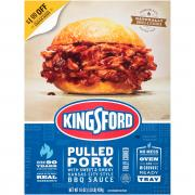 Kingsford Pulled Pork with Kansas City Style BBQ Sauce