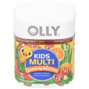 Olly Kid's Multivitamin Worms