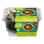 Hello Fresh Meal Kit Tex-Mex Pulled Pork and Rice Bowl