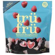 Tru Fru Whole Raspberries in Premium White & Dark Chocolate