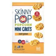 Skinny Pop Sharp Cheddar Mini Cakes