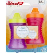 NUK 10 Ounce Fun Grip Cups