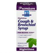 Boericke & Tafel Natural Nite Time Cough & Bronchial Syrup