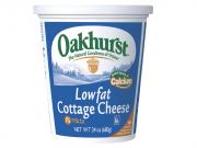 Oakhurst Low Fat Cottage Cheese